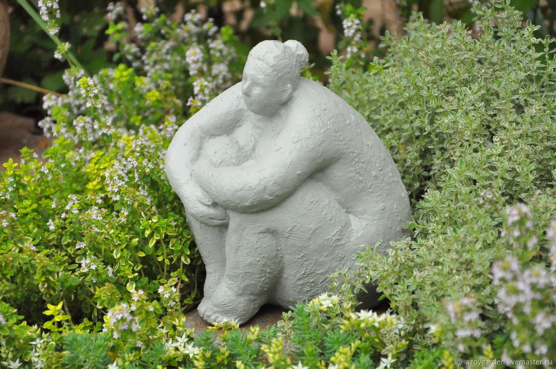 Ideal forms No. №2 concrete figurine figure of a woman, Figurines, Azov,  Фото №1