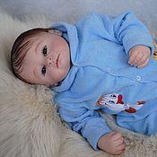 Куклы и игрушки handmade. Livemaster - original item Doll reborn boy. Handmade.