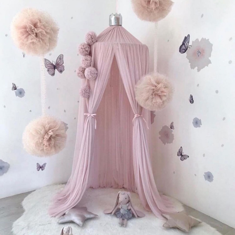 "Балдахин ""Pale Rose"", Балдахин для кроватки, Москва,  Фото №1"