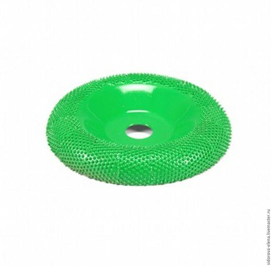 Другие виды рукоделия ручной работы. Ярмарка Мастеров - ручная работа. Купить Рашпильный диск для болгарки выпуклый среднегрубый. Handmade.