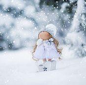 Куклы и пупсы ручной работы. Ярмарка Мастеров - ручная работа Снежная королева. Handmade.