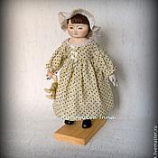 Куклы и игрушки ручной работы. Ярмарка Мастеров - ручная работа Кукла Юлька.. Handmade.