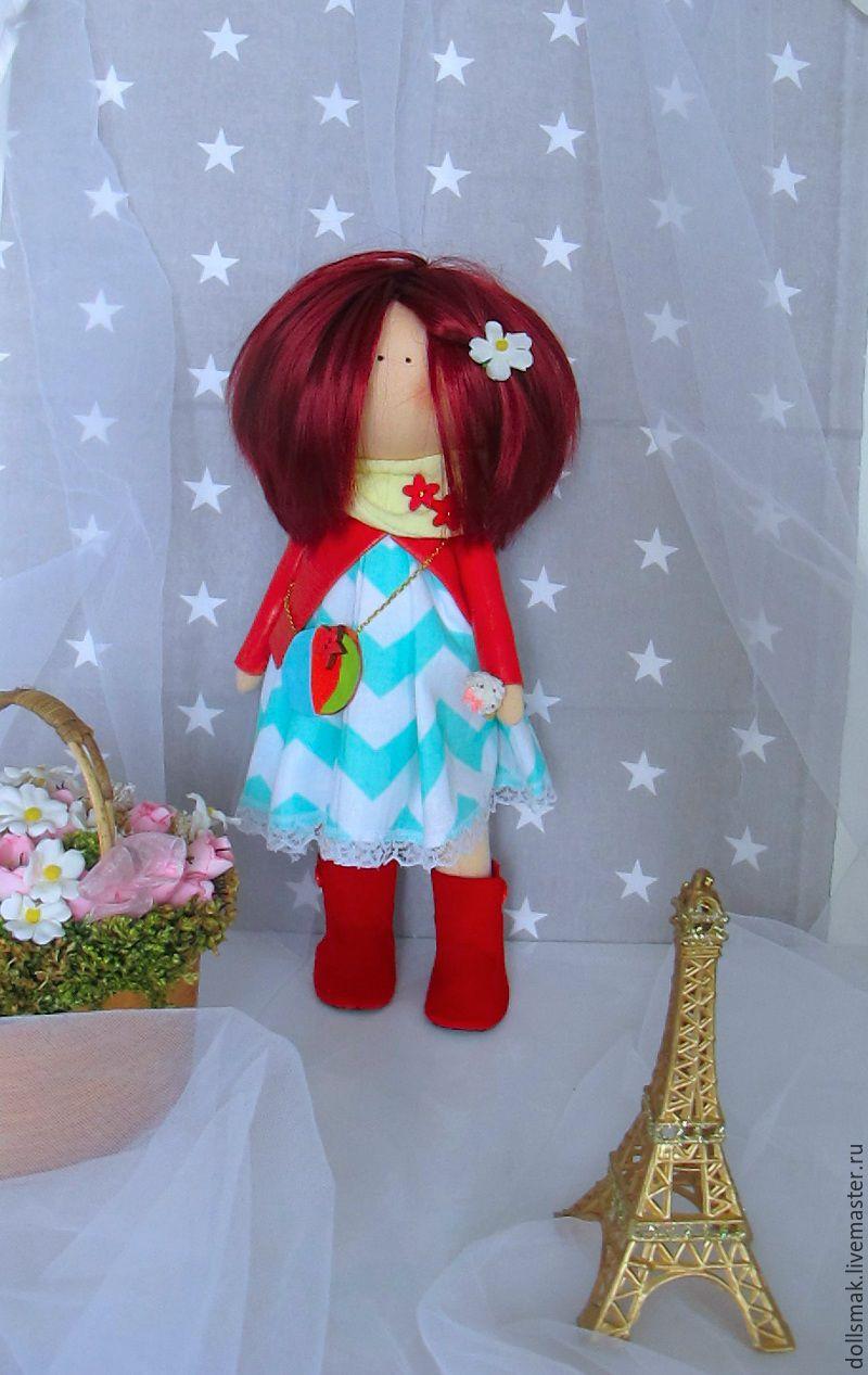 doll textile, Dolls, Moscow,  Фото №1