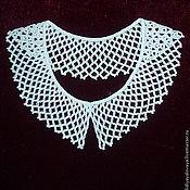 Аксессуары handmade. Livemaster - original item Lace collar No. №17. Handmade.