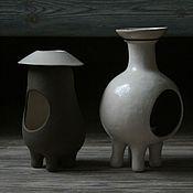 Для дома и интерьера ручной работы. Ярмарка Мастеров - ручная работа Аромолампа Мини Чими. Handmade.