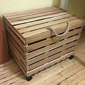 Для дома и интерьера handmade. Livemaster - original item Storage box. Handmade.