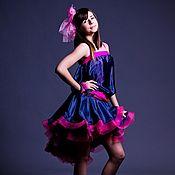 Костюмы ручной работы. Ярмарка Мастеров - ручная работа Платье для бальных танцев латина SPLENDOR DECADENCE. Handmade.