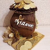 Сувениры и подарки handmade. Livemaster - original item Bags for gifts: A sweet gift of Abundance. Handmade.