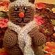 Игрушки животные, ручной работы. Ярмарка Мастеров - ручная работа. Купить кот Калягин. Handmade. Серый, авторская игрушка