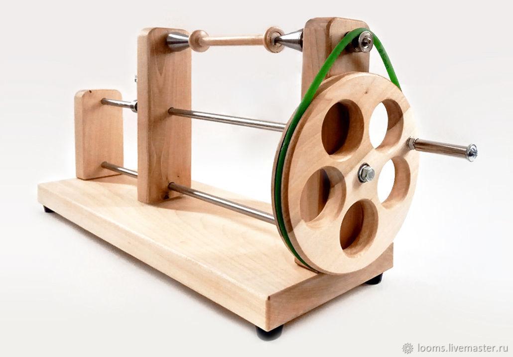 Manual winding mechanism, Loom, Voronezh,  Фото №1
