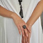 Украшения handmade. Livemaster - original item Porcelain ring. Handmade.