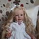Куклы-младенцы и reborn ручной работы. Ярмарка Мастеров - ручная работа. Купить Стефания. Handmade. Белый, генезис