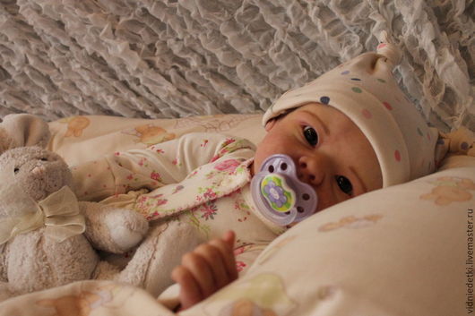 Куклы-младенцы и reborn ручной работы. Ярмарка Мастеров - ручная работа. Купить Бэтти))Кукла - реборн из молда Bethany скульптора Линда Мю. Handmade.