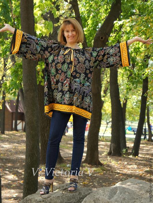 Блузки в стиле бохо в самаре