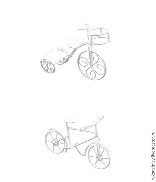 Шебби велосипеды - см. следующее фото .