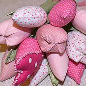 Цветы и флористика ручной работы. Ярмарка Мастеров - ручная работа Букет весенних цветов. Handmade.