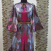 """Одежда ручной работы. Ярмарка Мастеров - ручная работа Авторское платье """"Малиновый звон"""". Handmade."""