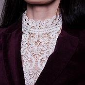 handmade. Livemaster - original item Necklace fishnet. Handmade.