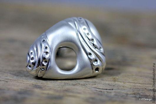Кольца ручной работы. Ярмарка Мастеров - ручная работа. Купить Суламифь. Кольцо из серебра 925 пр. Handmade. Серебро