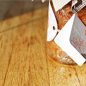 """Материалы для творчества ручной работы. Ярмарка Мастеров - ручная работа Набор этикеток для варенья """"Коллекция варенья"""" + МК декорирование варе. Handmade."""