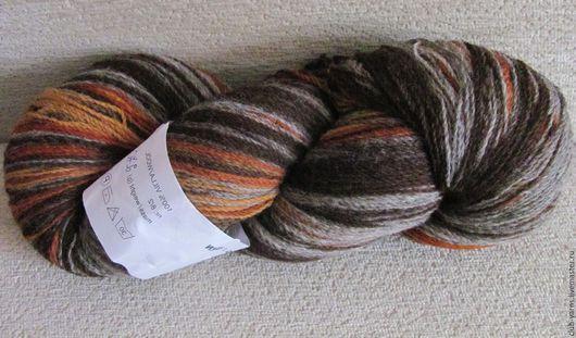 Kauni Artistic Grey-Orange 8/2 - 400 м в 100 гр В наличии, пасмы гр: 198, 266, (204 БРОНЬ)