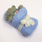 Косметика ручной работы handmade. Livemaster - original item Soap Bear newborn. Handmade.