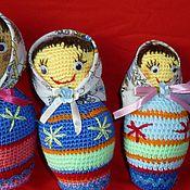 Куклы и игрушки ручной работы. Ярмарка Мастеров - ручная работа Матрешка. Handmade.