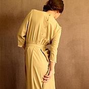 Одежда ручной работы. Ярмарка Мастеров - ручная работа Платье в пол Светлое. Handmade.