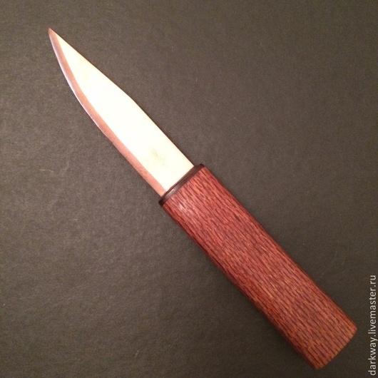 Эзотерические аксессуары ручной работы. Ярмарка Мастеров - ручная работа. Купить Медный нож 'Алтарный'. Handmade. Коричневый, эзотерика, медь