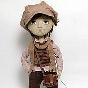 Куклы и игрушки ручной работы. Ярмарка Мастеров - ручная работа Мальчик Тема. Handmade.