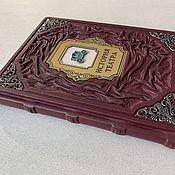 Сувениры и подарки handmade. Livemaster - original item History of the theater (leather book). Handmade.