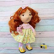 Куклы и пупсы ручной работы. Ярмарка Мастеров - ручная работа Куклы и пупсы: Желика. Handmade.