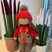 Куклы Тильда ручной работы. Ярмарка Мастеров - ручная работа Куколка ручной работы. Handmade.