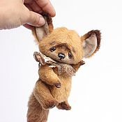 Куклы и игрушки ручной работы. Ярмарка Мастеров - ручная работа Доки-  рыжее чудо. Handmade.