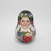 Фотокартины ручной работы. Ярмарка Мастеров - ручная работа Неваляшка портретная. Handmade.
