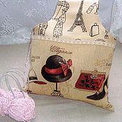Материалы для творчества handmade. Livemaster - original item PARISIENNE - lubochnia tapestry, etc.. Handmade.