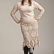 """Одежда ручной работы. Ярмарка Мастеров - ручная работа Костюм """"Нежный велюр """". Handmade."""