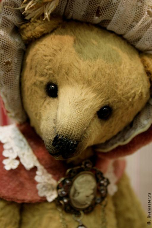 Мишки Тедди ручной работы. Ярмарка Мастеров - ручная работа. Купить Олди. Handmade. Желтый, teddy, валеева лилия