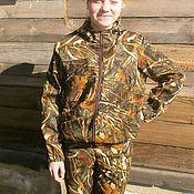 Одежда ручной работы. Ярмарка Мастеров - ручная работа костюм камуфляжный детский. Handmade.