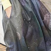 Skirts handmade. Livemaster - original item Felted skirt balloon Mystery. Handmade.