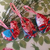 Куклы и игрушки ручной работы. Ярмарка Мастеров - ручная работа Пасхальный сувенирный набор. Handmade.