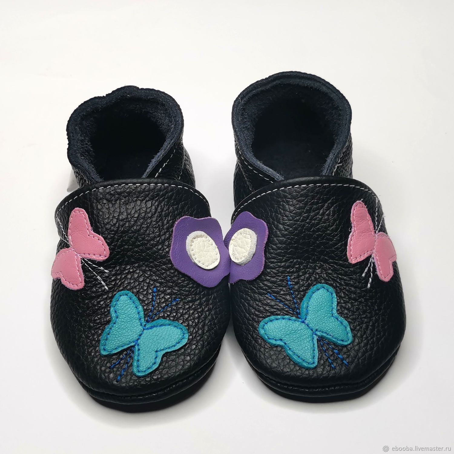 Toddler Shoes, Leather Baby Shoes, Infant Moccasins,Kids Shoes, Babys bootees, Kharkiv,  Фото №1