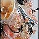 """Топиарии ручной работы. Топиарий """"Прогулки по Парижу"""".. Татьяна-С  (singurinka). Интернет-магазин Ярмарка Мастеров. Топиарий, сизаль, рафия"""