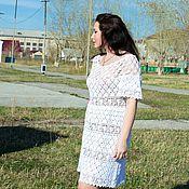 Одежда ручной работы. Ярмарка Мастеров - ручная работа Платье Аннабель. Handmade.