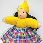 """Куклы и игрушки ручной работы. Ярмарка Мастеров - ручная работа Кукла """"Одуванчик"""". Handmade."""