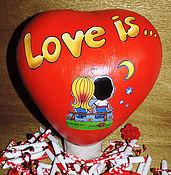 Подарочные боксы ручной работы. Ярмарка Мастеров - ручная работа Сердце и Причины любви. Handmade.