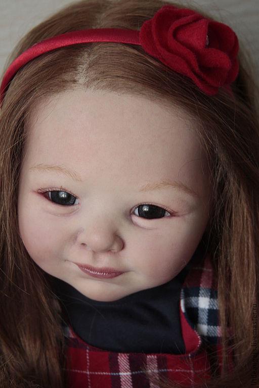 Куклы-младенцы и reborn ручной работы. Ярмарка Мастеров - ручная работа. Купить Мирослава. Handmade. Тодлер, куклы дети