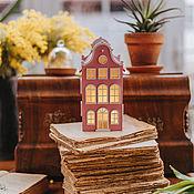 Материалы для творчества handmade. Livemaster - original item Set for creating a house