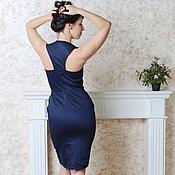 Одежда ручной работы. Ярмарка Мастеров - ручная работа Платье в горошек в стиле pin up. Handmade.