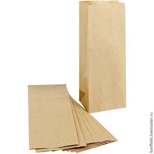 Подарочная упаковка ручной работы. Ярмарка Мастеров - ручная работа. Купить Крафт пакет. Handmade. Бежевый, упаковка, упаковка подарочная